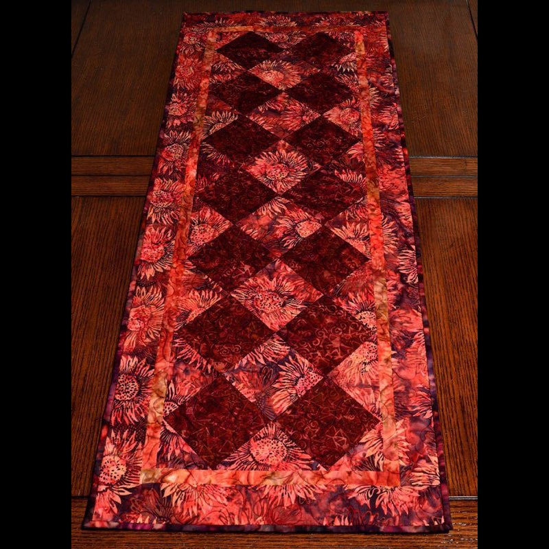 Batik Table Runner 49