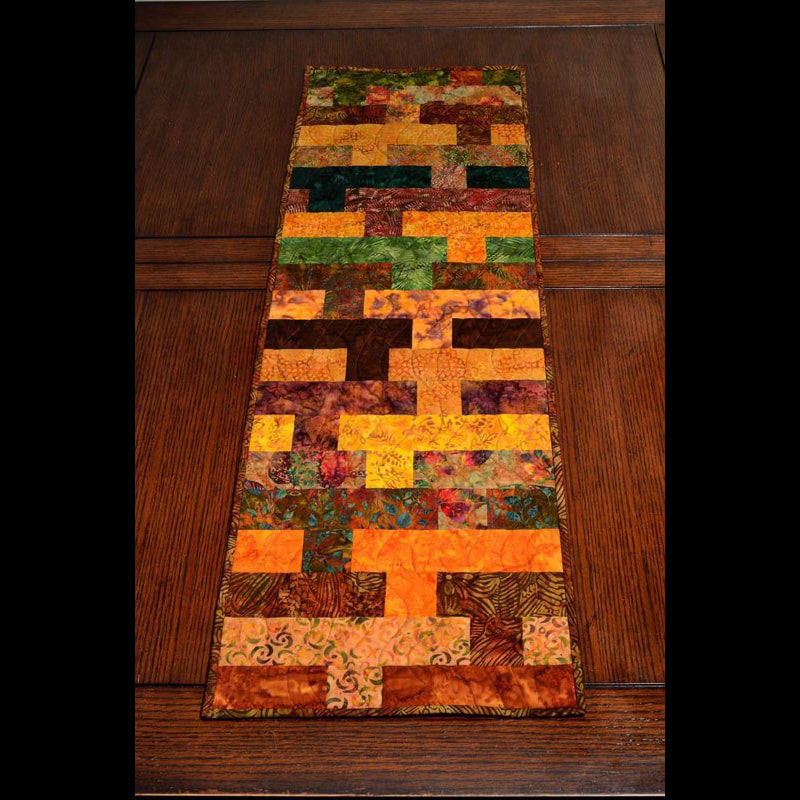 Modern Table Runner 66